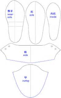 how to make paper shoes templates free paper shoe template if you cannot see patterns try