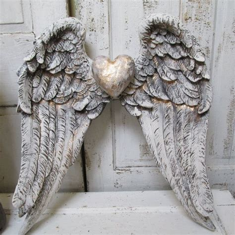 angel wings wall decor ideas  pinterest