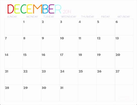 Calendar Template For Pages Ipad