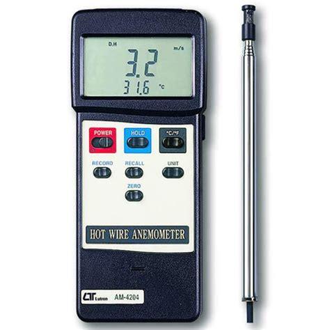 Digital Anemometer Digital Smart Sensor Ar 826 Murah lutron am 4204 wire anemometer indosupplystore