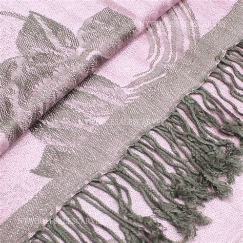 Pashmina Two Tone No 3 two tone pashmina 5418 pink grey 5418 4 65 wholesale scarves wholesale pashmina