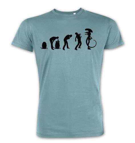 Kaos Evolution Of Evolution Tshirt T Shirt T Shirt xenomorph evolution t shirt black somethinggeeky