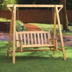 Diy Backyard Swing by Diy Wooden Swing Set Plans Free Diy Home Pinterest