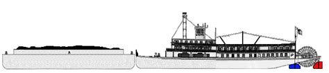 where did boat terms come from real towboats