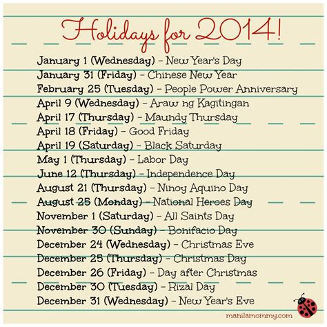 Calendar With All Holidays Search Results For Free Printable Calendar For 2015 With