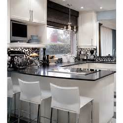 Black And White Kitchens Designs by Black And White Kitchen Tile 2017 Grasscloth Wallpaper