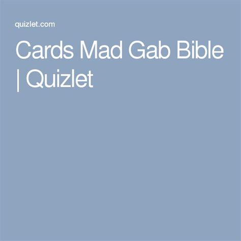 mad gab card template best 25 mad gabs ideas only on scripture