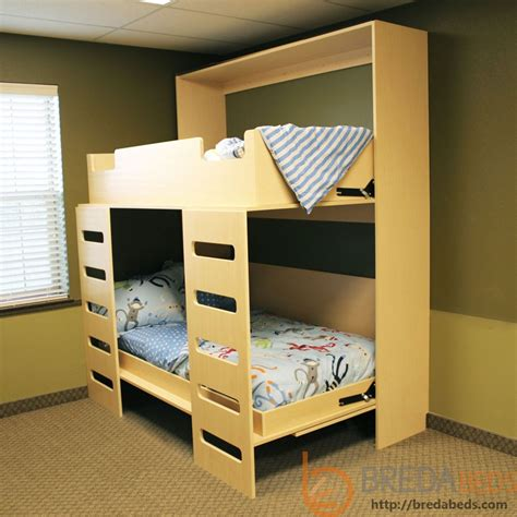Bunk Bed Wall Beds Stack Bunk Murphy Bed The Best Bedroom Inspiration