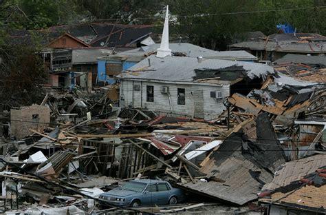 hurricane katrina houses the ninth ward 5 years after hurricane katrina pbs newshour