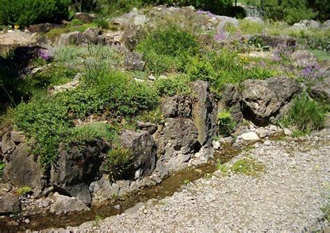 gartengestaltung steingarten steingarten anlegen und gestalten natur und architektur