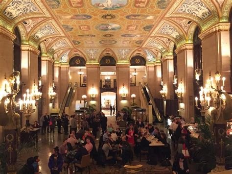 hilton palmer house best restaurants in chicago food tour from palmer house hilton mom voyage