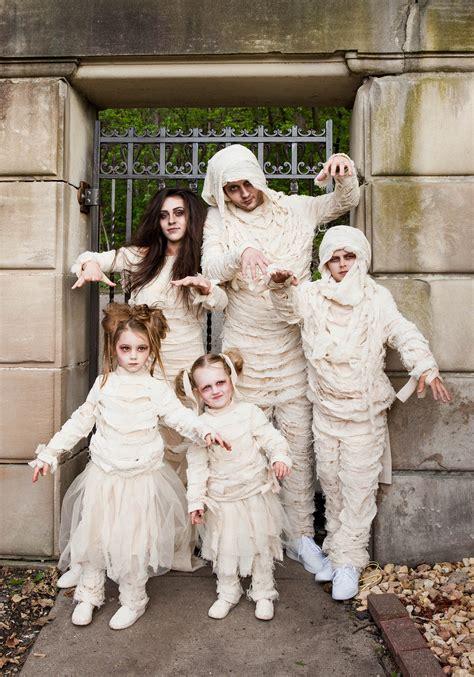 toddler girls mummy costume