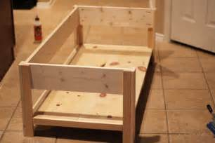coffee table building your own rustic coffee table how to