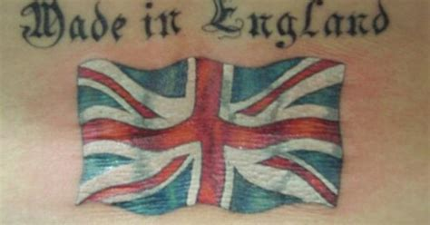 england flag tattoo designs flag tattoos designs pictures to pin on