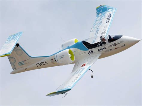 Electric Planes Pull The Other One by A Battery Powered Airplane Has Crossed The Channel