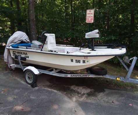 used boat for sale virginia carolina skiff boats for sale in virginia used carolina