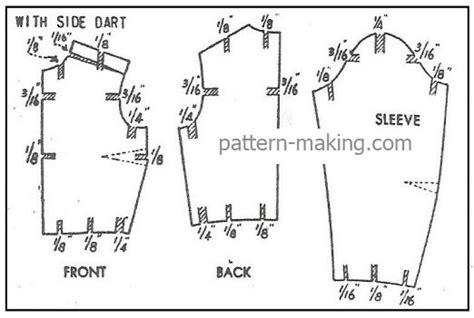 pattern grading class how to grade the dolman sleeve pattern making com