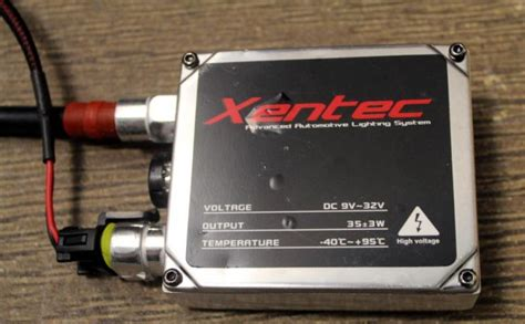 Automotive Xentec Advanced Automotive Lighting System