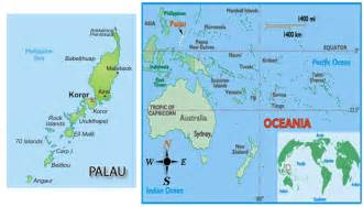 Information on palau geography history politics government
