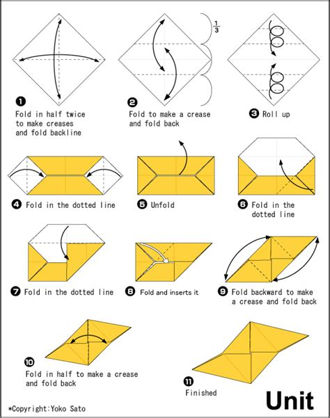 Origami Types - origami a simple type easy origami for