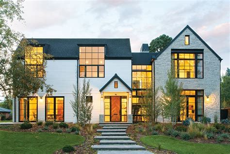 spacious modern farmhouse style home with large classy 80 modern farm house decorating design of modern