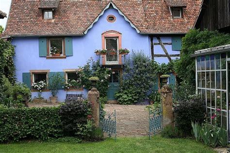 les jardins de la ferme bleue
