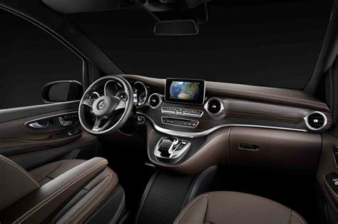Mercedes Interior by 2015 Mercedes Viano Interior Leaked Gallery Photo