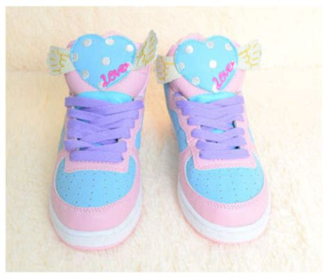 pastel sneakers extremely pastel sneakers bunny dress shoes for