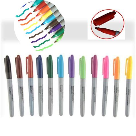 1set professional tattoo skin marker pen temporary tattoo
