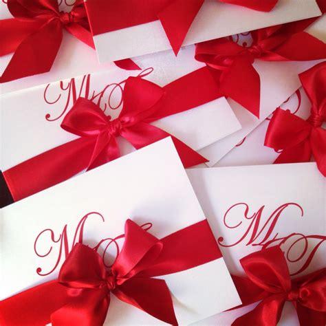 imagenes bodas en blanco y rojo invitaci 243 nes para boda rojo y blanco invitaciones
