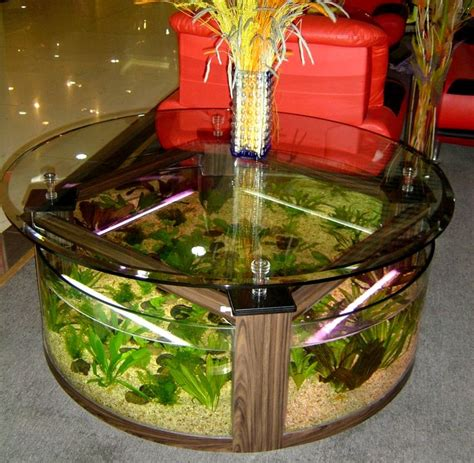 Fish Tank Dining Table 17 Best Ideas About Fish Tank Coffee Table On Pinterest Fish Tank Table Coffee Table Aquarium