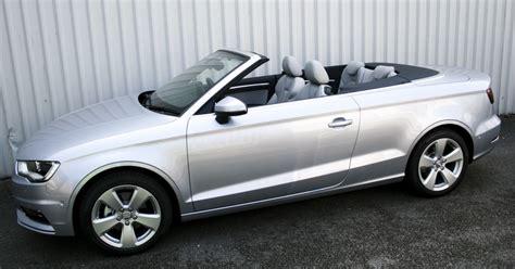 Audi A3 Cab by Audi A3 Cab Sport Alpaca Grey Leather Trim Technik