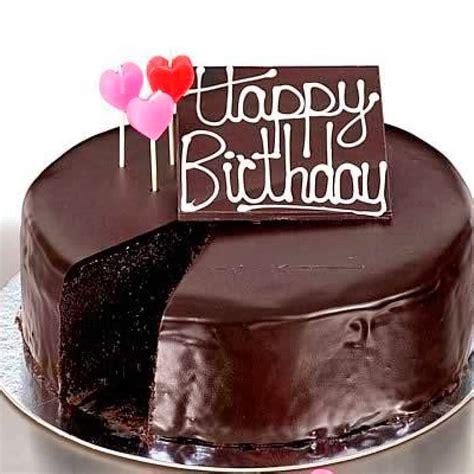Chocolate Birthday Cake by Happy Birthday Chocolate Cake Wishes Pics Hub