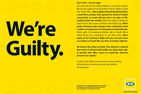 vodacom yellow pages we re guilty mtn to cell c