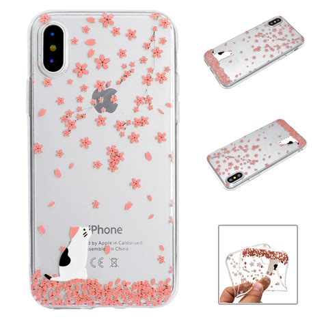 Fashion For Iphone 66s Caseback fashion pattern ultra thin soft tpu back cover for iphone 8 7 plus 6s ebay