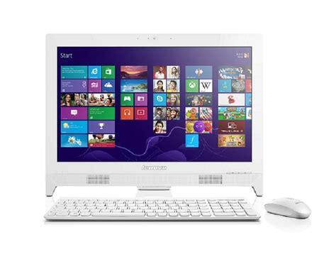 Lenovo C20 30 A1id by Computadora De Escritorio Lenovo C260 Windows 8 1 Blanca