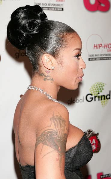 tattooed heart grammys keyshia cole tattoos 50 celebrity tattoos livingly