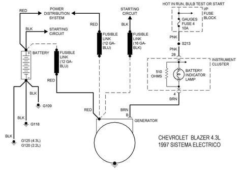 chevy alternator wiring diagram basic alternator wiring diagram efcaviation
