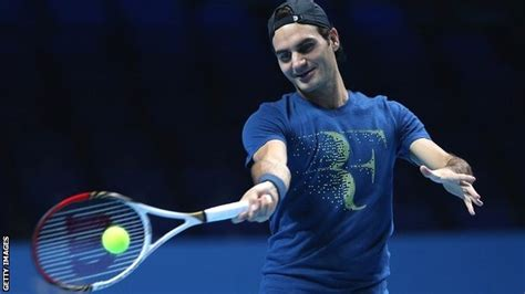 bbc sport atp world tour finals 2013 federer aims for