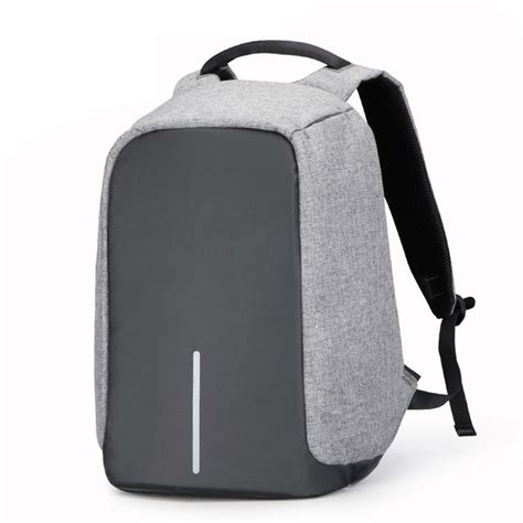 Ransel Usb Port Charge Smart Backpack Anti Theft And Waterproof bobby anti theft backpack travel with usb charging port