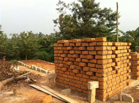 how to build a brick mud brick house workshop build with earth in arch