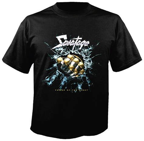 Tshirt Savatage savatage power of the t shirt metal rock t