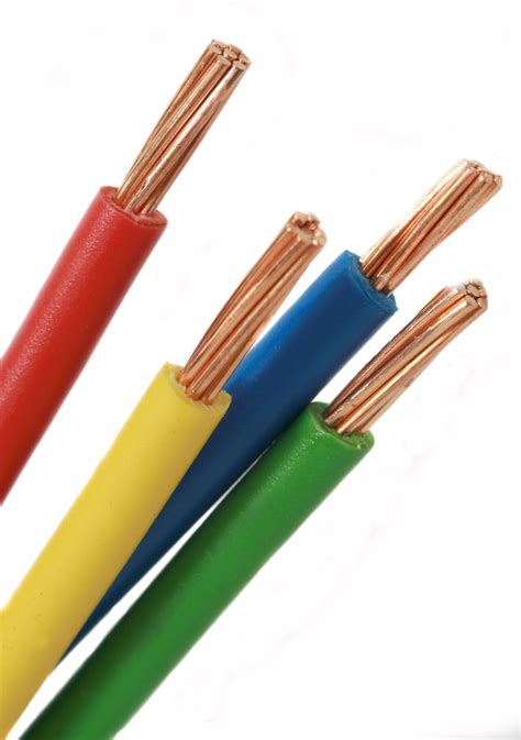 the facts why copper is used in electrical wiring