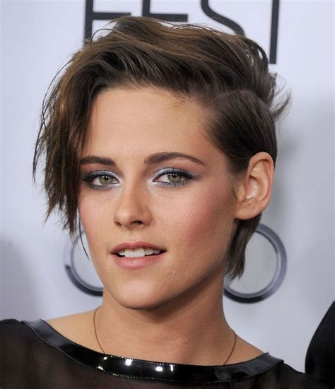Best 25  Kristen stewart short hair ideas on Pinterest