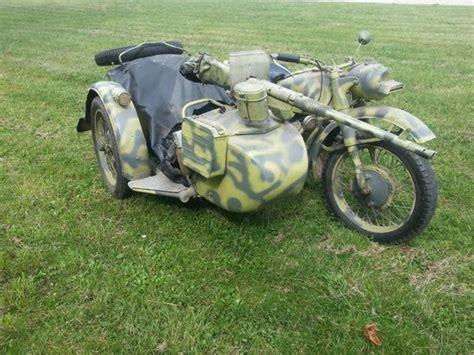 Motorrad Hanau by Gespann Ural M72 Dnepr K750 Kopie Bmw R71