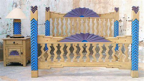 southwestern bedroom furniture navajo custom southwest style bedroom set