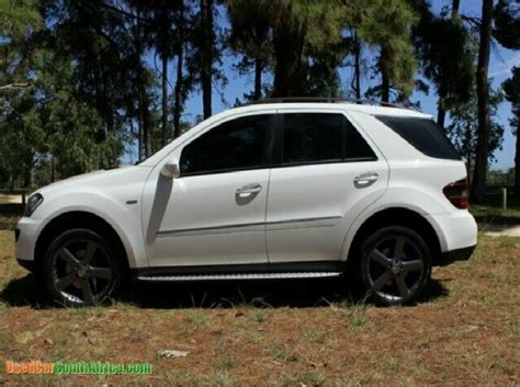 mercedes ml320 cdi for sale 2008 mercedes ml320 cdi used car for sale in cape