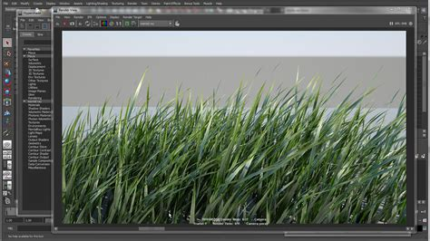 zbrush grass tutorial grass and plant instancing in maya mental ray the gnomon