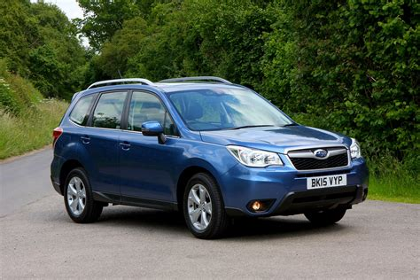 Reviews Subaru Forester by Subaru Forester Estate Review 2013 Parkers