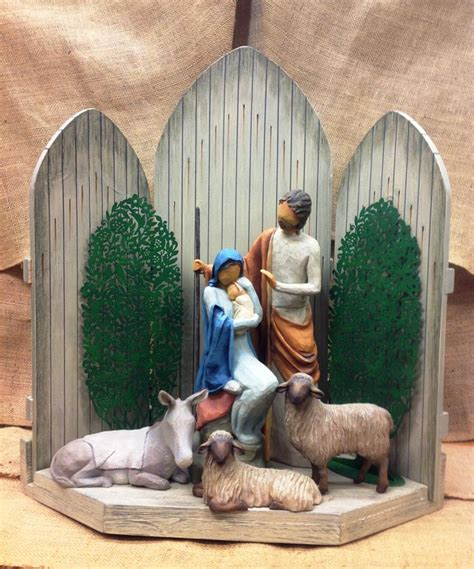 willow tree quot the christmas story quot nativity complete set